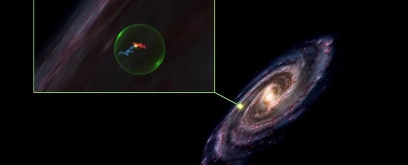 Астрономы обнаружили гигантскую полость в Млечном пути