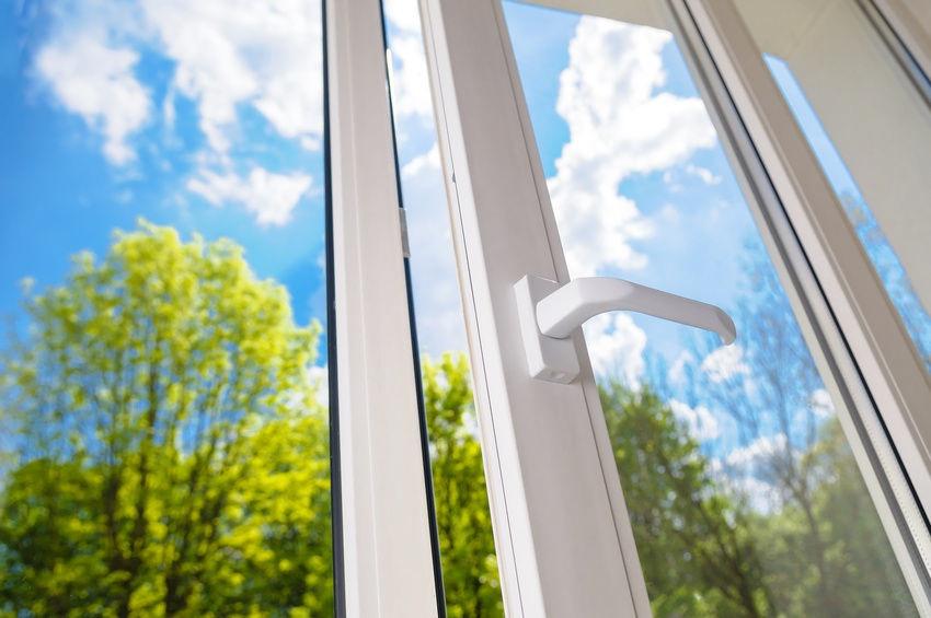 Как удалить виниловые окна