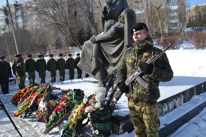 Митинг посвященный Дню вывода Советских войск из Афганистана, изображение №4
