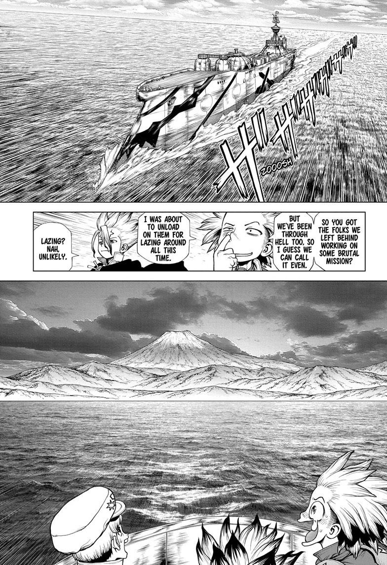 Dr Stone Manga Chapter 212, image №7