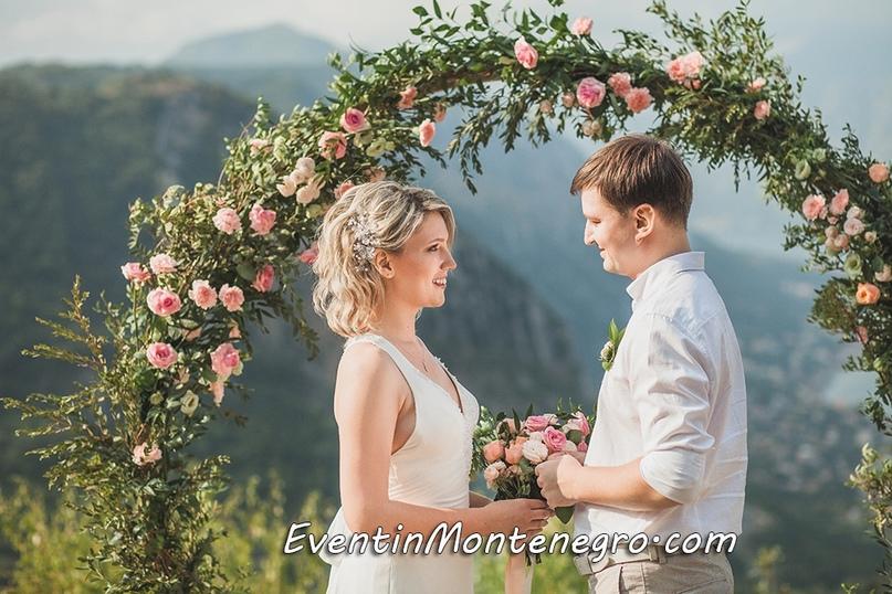 Чувства на высоте. Свадьба в Черногории, изображение №6