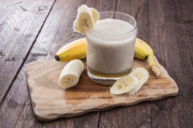 Вкусные рецепты: банан от кашля