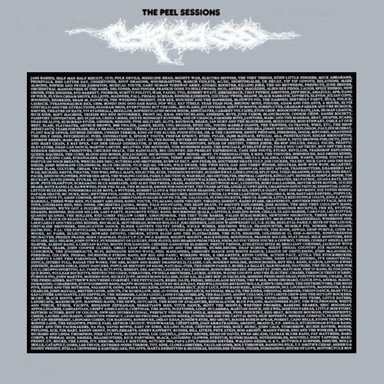 Carcass album The Peel Sessions
