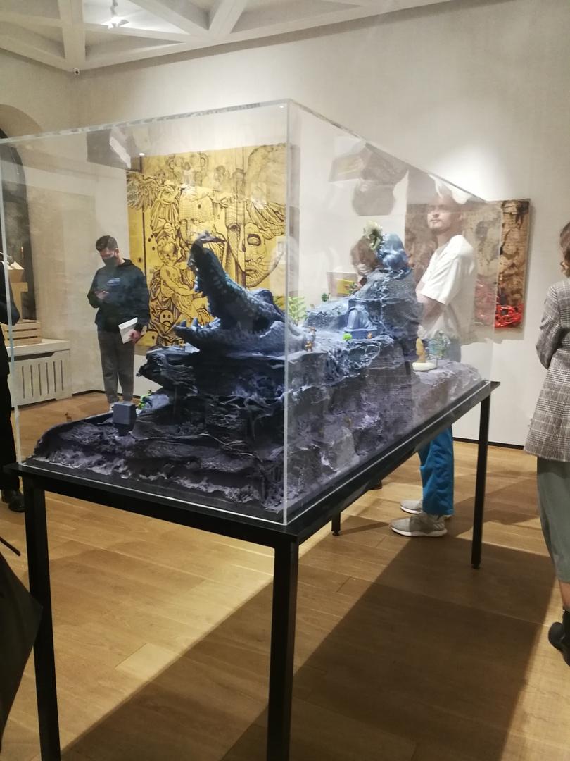 Anna Nova Gallery представляет выставку «Вещи»