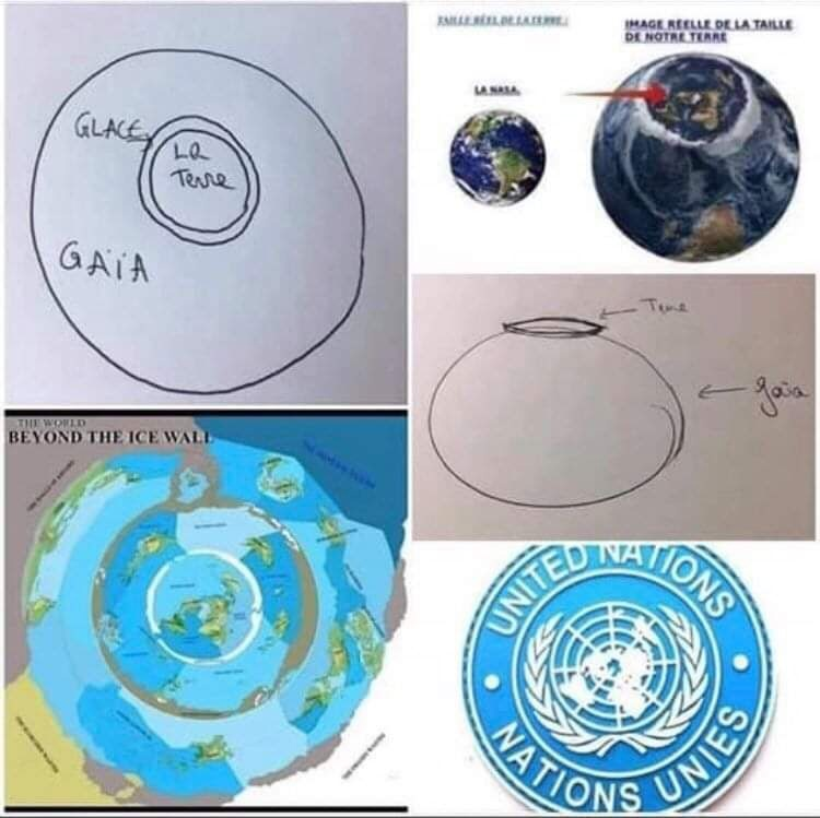 L'Histoire Perdue De La Terre Plate  Vcj4CB3rdsg