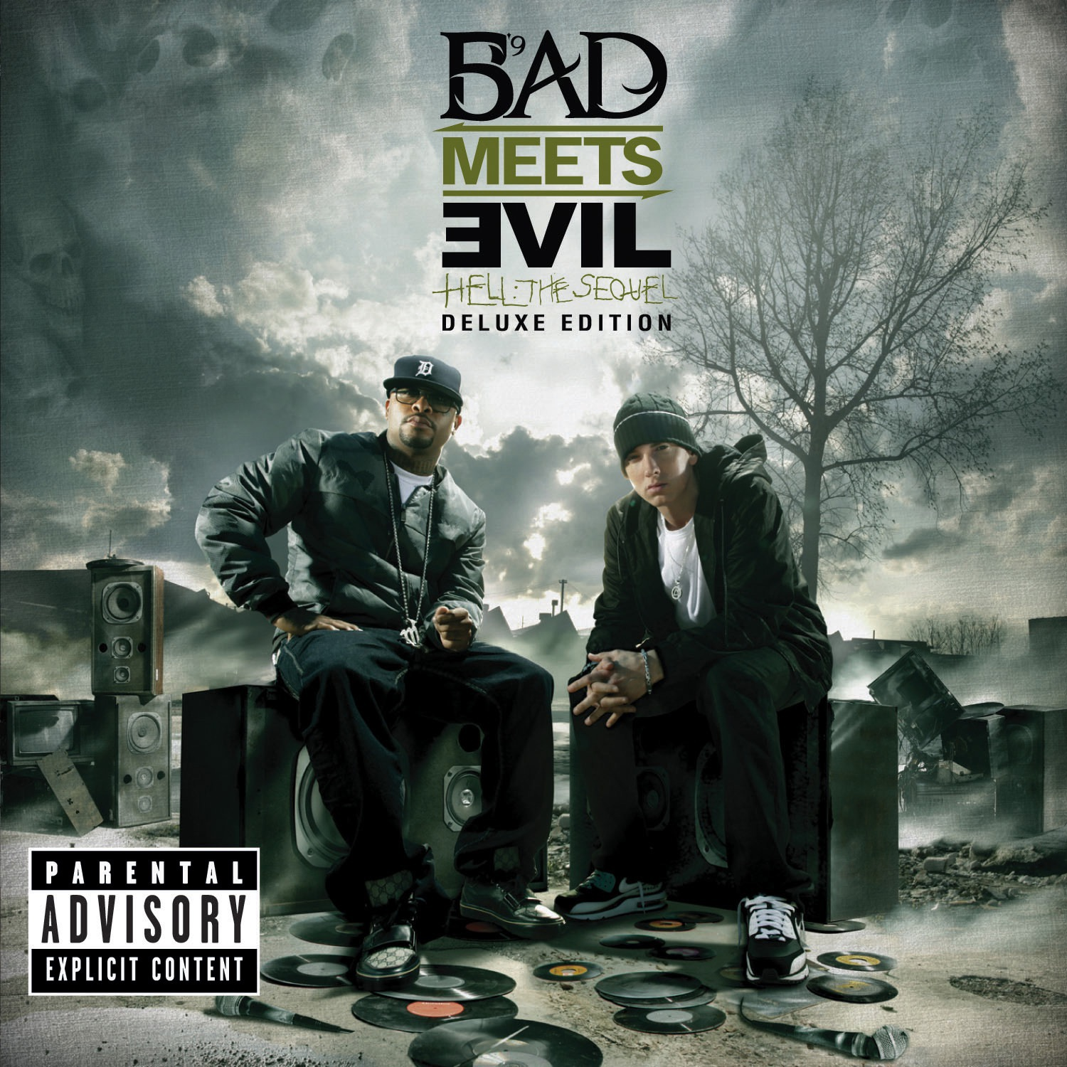 Bad Meets Evil album Hell: The Sequel (Deluxe Edition)