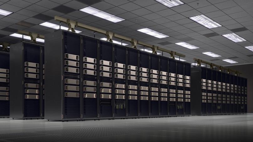 Вычислительный центр от Nvidia на базе DGX Station A100