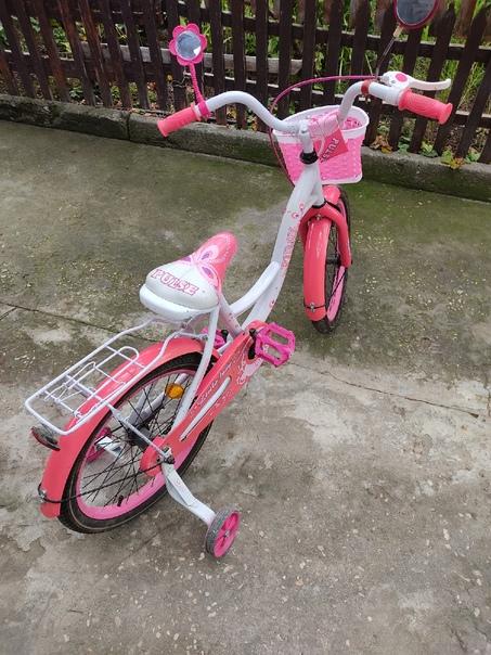 Продам детский велосипед для девочки, в хорошем со...