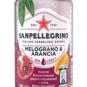 Напиток сокосодержащий San Pellegrino со вкусом граната