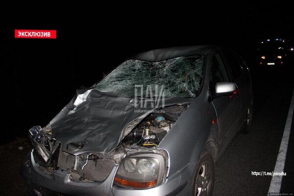 Под Псковом легковушка по пути из Брянска сбила лося: пострадала 21-летняя девушка https://newsbryansk.ru/fn_76   Авария произошла в... ... [читать продолжение]