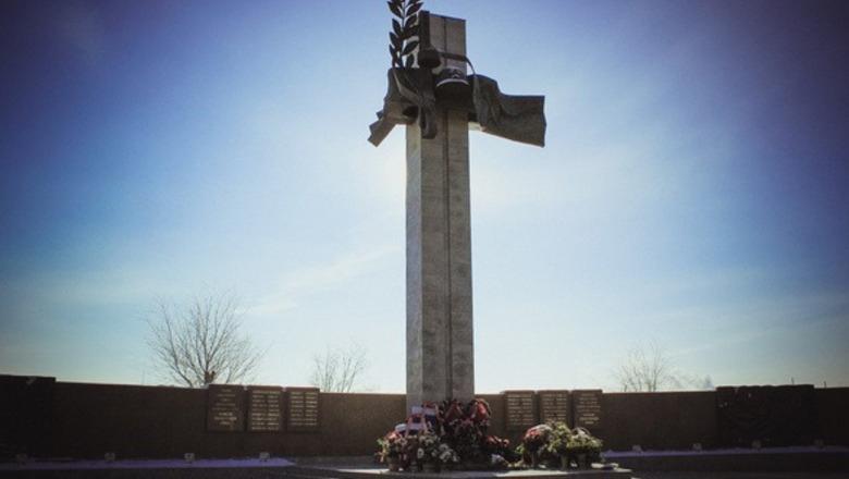 В Оренбурге перед Днем Победы погас «Вечный огонь»