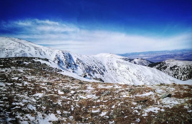 Гора Танды Уула, Чеди Хольский кожуун.
