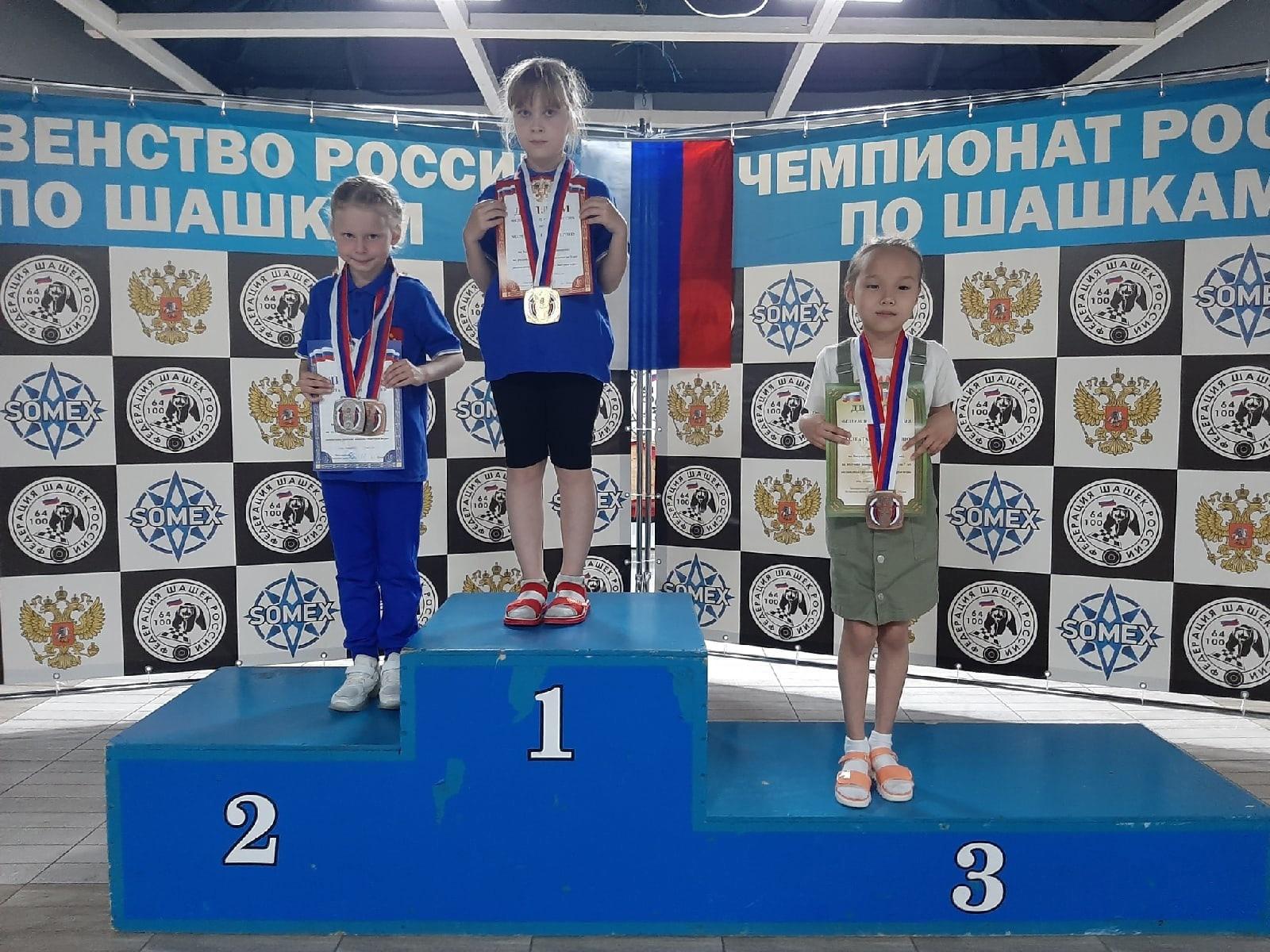 Юная можгинка стала победителем Всероссийских соревнований по