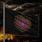 Флаг Долга диз.№1