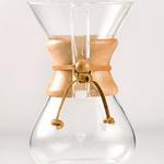 Классическая кофеварка на шесть чашек