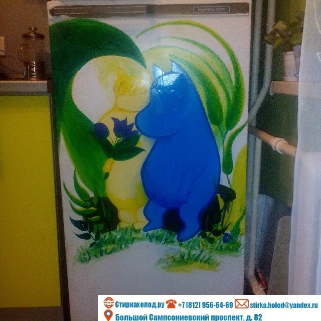 Креативные холодильники, изображение №2