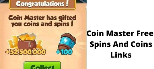 Coin Master 20 Spin Link