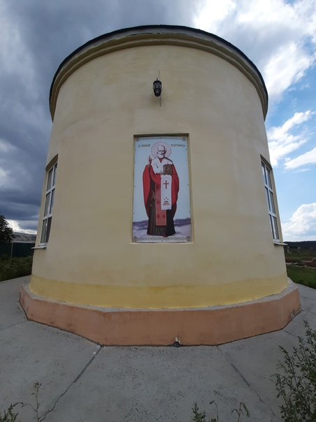 Храм во имя Николая Угодника Чудотворца, 2021 год.