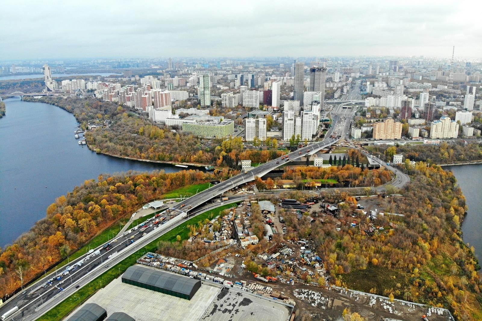 В Мневниковской пойме появится ландшафтно-развлекательный парк