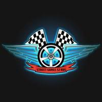 Логотип STREET GANGS 52 rus RACING CLUB (Закрытая группа)