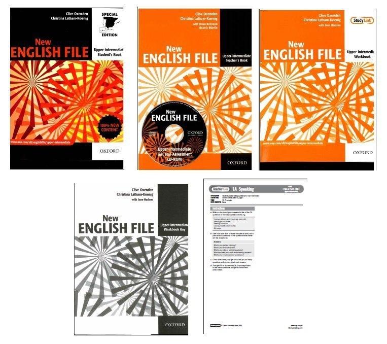 New English File. Upper-Intermediate