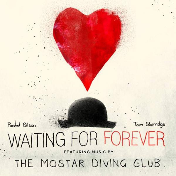 The Mostar Diving Club album Waiting For Forever