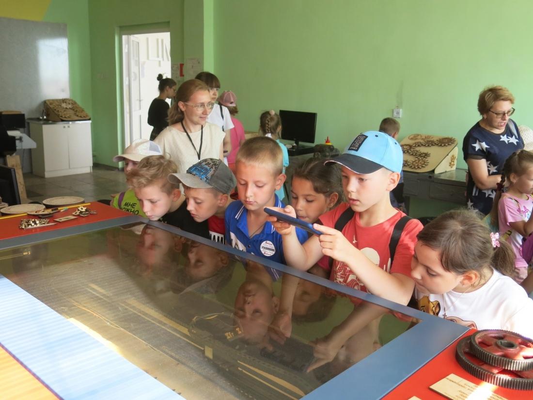 В Петровском политехе прошла проектная сессия для школьников