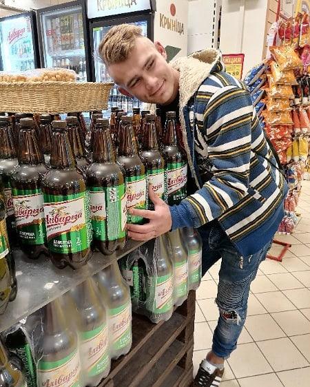 Дима, 18, Polatsk