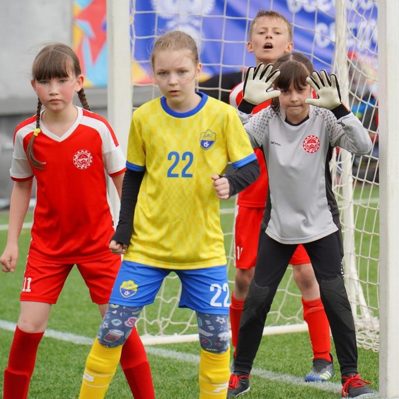 Детская футбольная команда «Маринс Групп Сормович» стала победителем Всероссийских соревнований «Футбольные каникулы», изображение №3