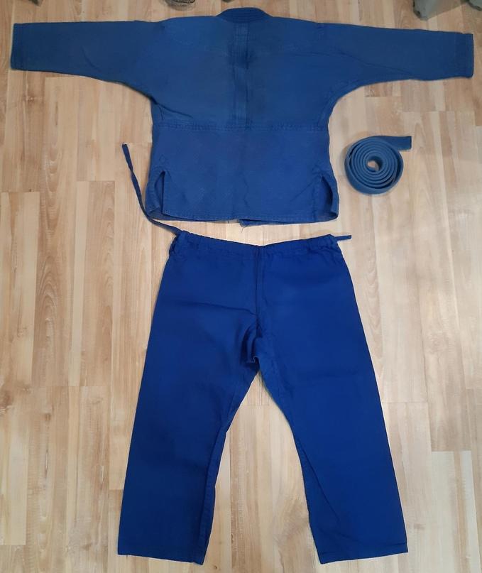 Кимоно для дзюдо и самбо рост 140. Плотная | Объявления Орска и Новотроицка №28615