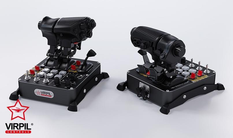 Представляем VPC MongoosT-50CM3 Throttle!, изображение №1