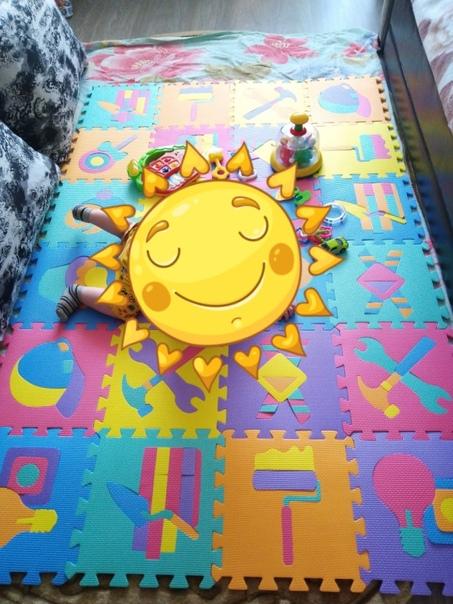 Продам детский коврик, 800₽ Состояние отличное. Пользовал...