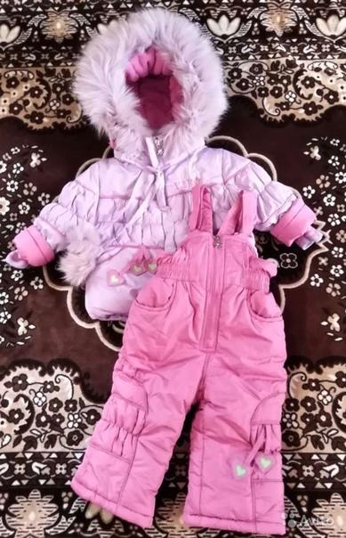 Продам зимний костюм 74см в отличном состоянии... ...