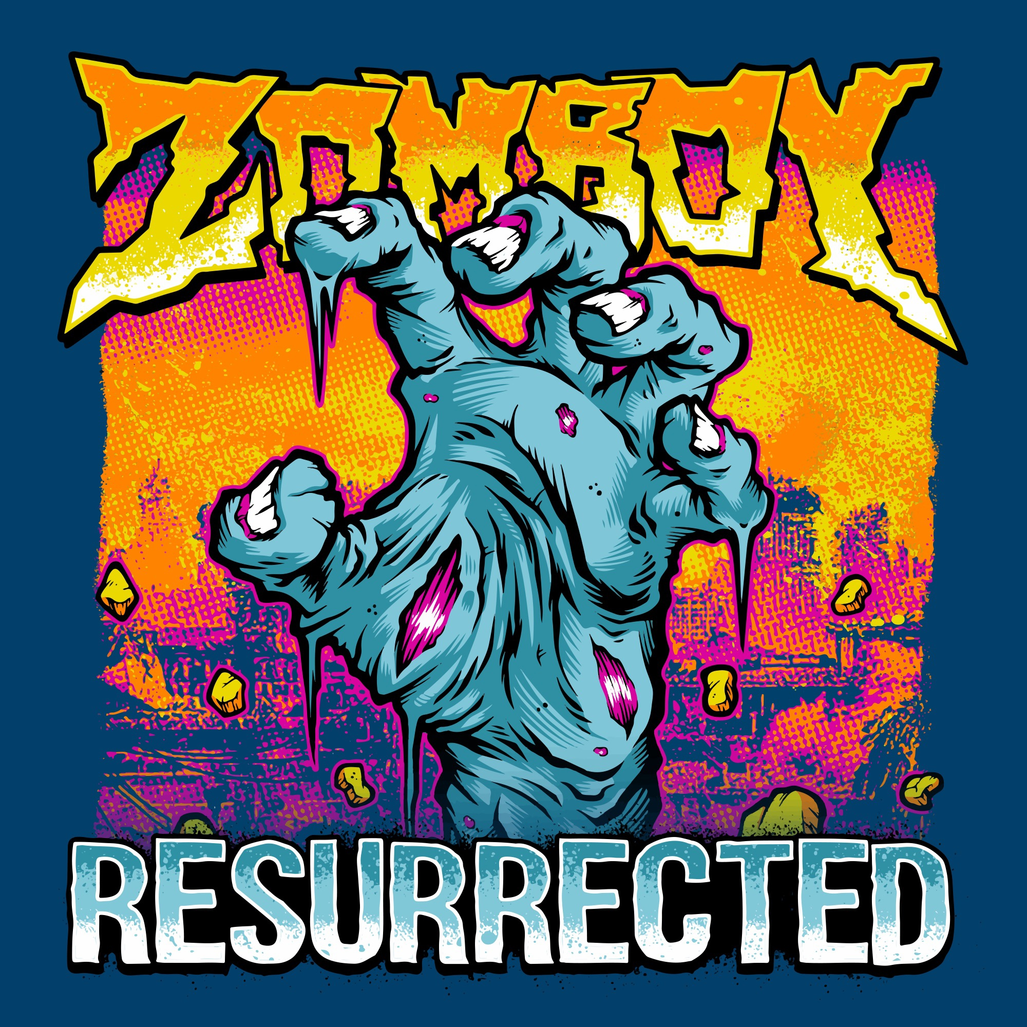 Zomboy album Resurrected