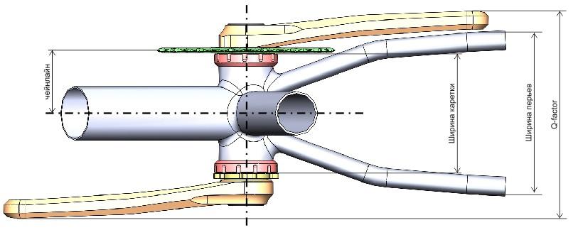Как выбрать длину вала для шатунов Neutrino Components, изображение №1