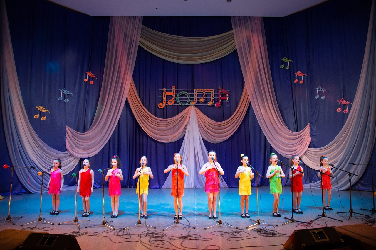 Студия эстрадной песни «Нота» подтвердила звание «Народный художественный коллектив»