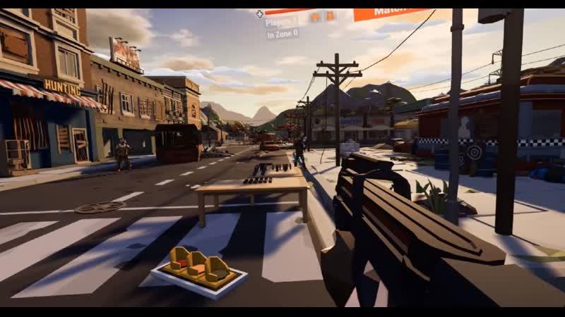 Drop In - VR - F2P Launch Trailer