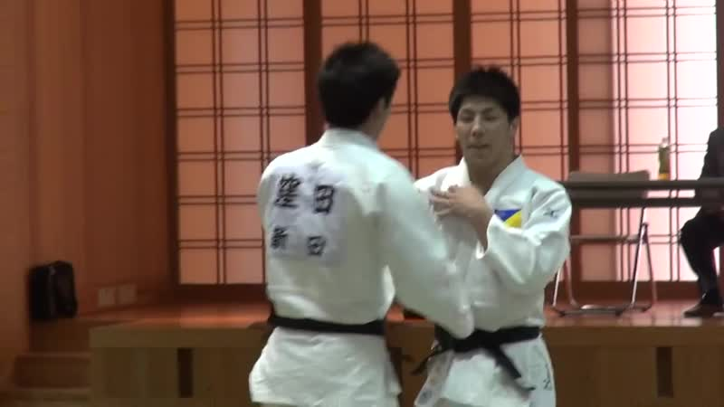 Nakaya   Reverse Seoi-Nage