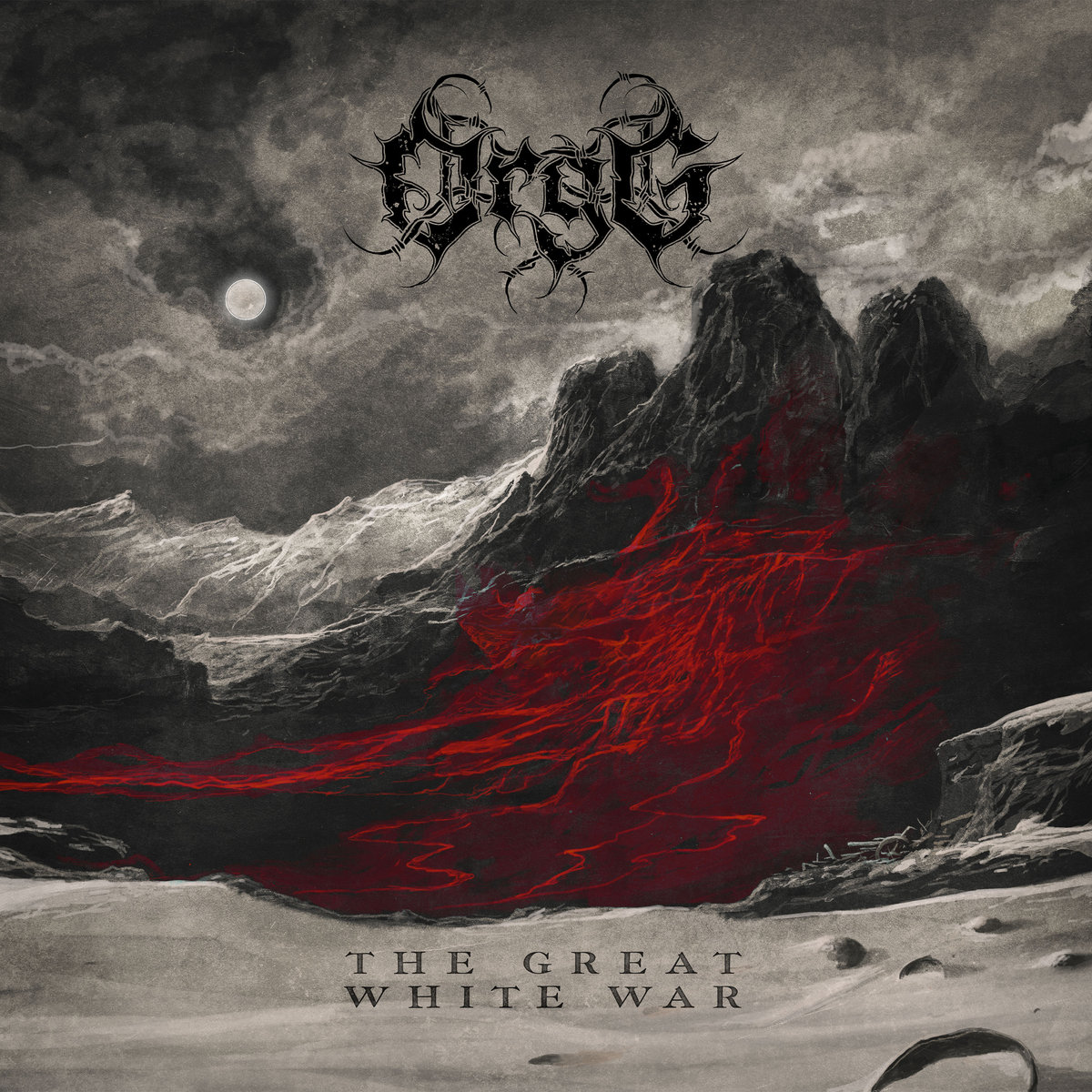 Orgg - The Great White War