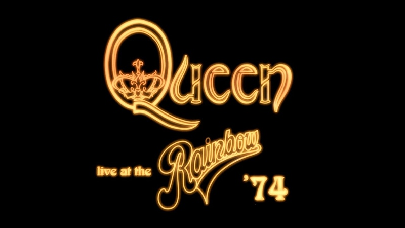 Queen Live At The Rainbow '74 Full Concert 4K 60 FPS