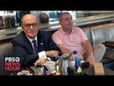 WATCH: Associates of Rudy Giuliani to face indictment on federal election charges
