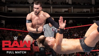 [#My1] Seth Rollins vs. Finn Bálor vs. The Miz – Triple Threat Match: Raw, May 1, 2017