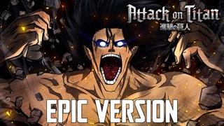 Attack on Titan Season 4 OP: Boku no Sensou (My War) | EPIC ORCHESTRAL VERSION (僕の戦争)