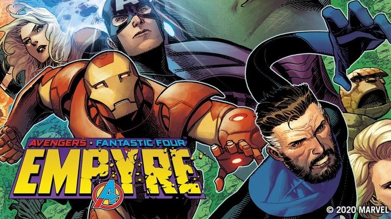 EMPYRE 1 | Marvel Comics Trailer