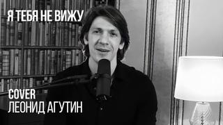 Леонид Овруцкий - Я тебя не вижу (Леонид Агутин Cover)
