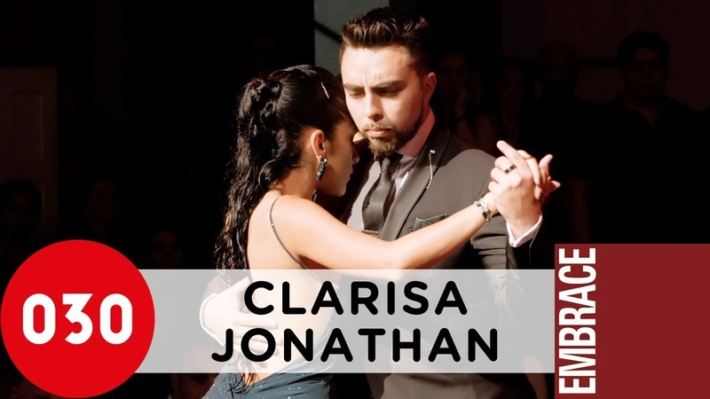 Clarisa Aragon and Jonathan Saavedra – María ClarisayJonathan