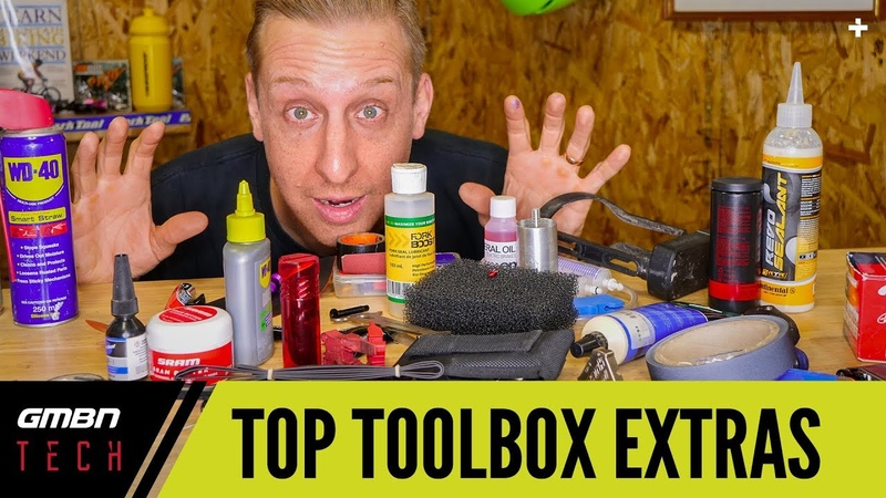 The Best MTB Toolbox Extras Doddy's Personal Tools And Tips