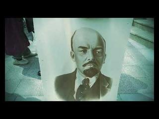 Красные в городе! Воронеж отметил день рождения Великого Ленина.