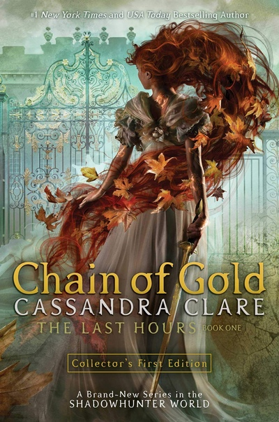Chain of Gold (The Last Hours #1)