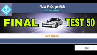 Asphalt 8 BMW i8 Coupe R&D Test 50 Lab 4 Final Ultimate Al
